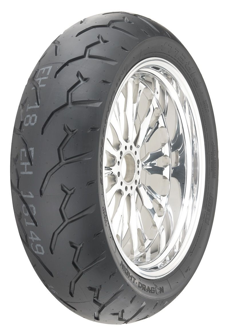 Моторезина задняя Pirelli 2592500 NIGHT DRAGON GT размер 170/80 R15 для мотоциклов