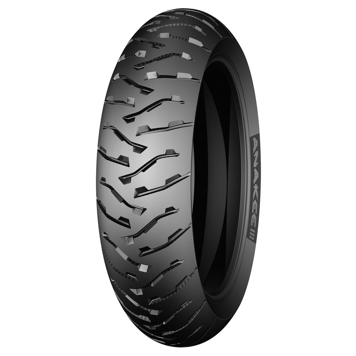 Моторезина задняя Michelin 667397 ANAKEE 3 размер 140/80 R17 для мотоциклов