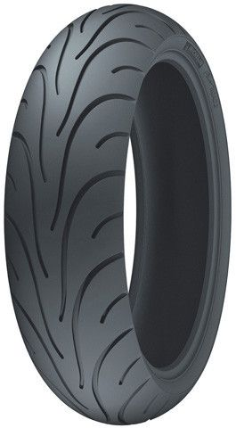 Моторезина задняя Michelin 816300 PILOT ROAD 2 размер 180/55 R17 для мотоциклов