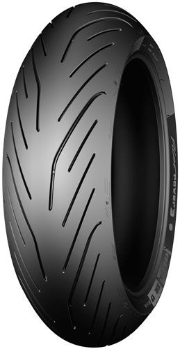 Моторезина задняя Michelin 951109 PILOT POWER 3 размер 180/55 R17 для мотоциклов