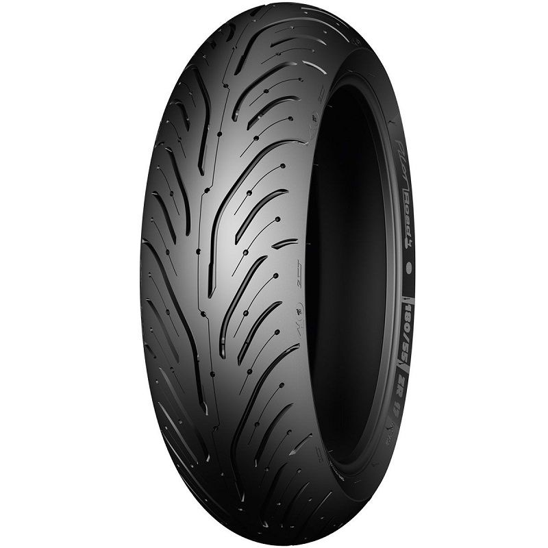 Моторезина задняя Michelin 024138 PILOT ROAD 4 размер 180/55 R17 для мотоциклов