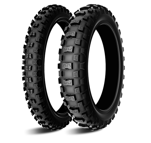 Моторезина задняя Michelin 594539 STARCROSS MH3 JUNIOR размер 90/100 R14 для мотоциклов