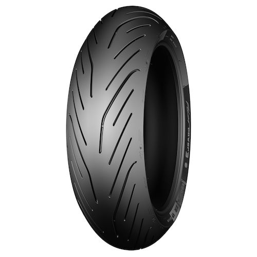 Моторезина задняя Michelin 796739 PILOT POWER 3 размер 190/55 R17 для мотоциклов