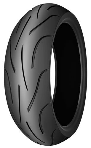 Моторезина задняя Michelin 632398 PILOT POWER размер 190/50 R17 для мотоциклов